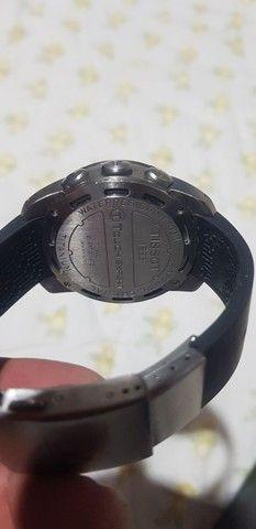 Relógio tissor Touch titânio  - Foto 3