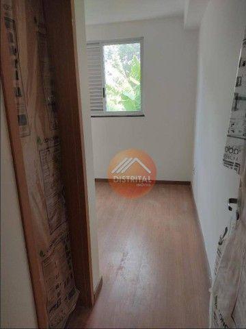 Apartamento com 2 dormitórios à venda, 55 m² por R$ 275.000,00 - Ouro Preto - Belo Horizon - Foto 8