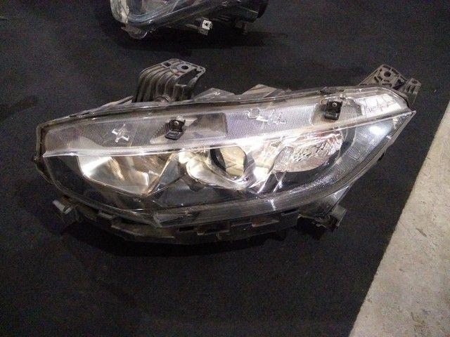 Farol Honda Civic g10