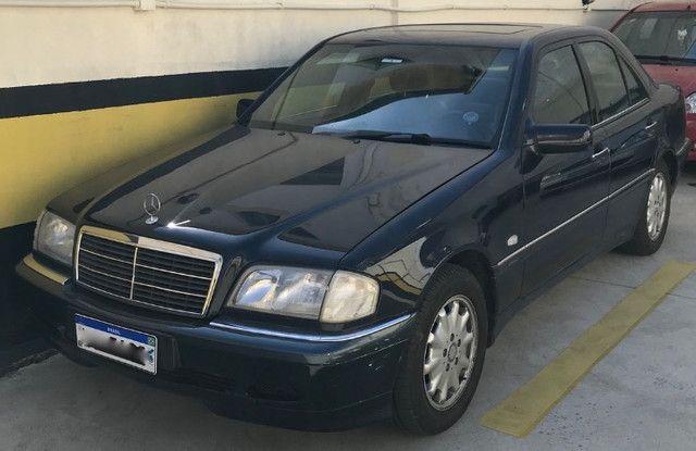 Mercedes Benz C280 V6 1998 - Foto 10