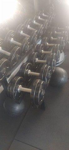 Dumbell 12 ao 26kg - Foto 3
