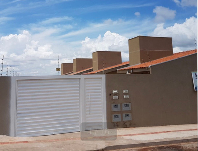 4 unidades de casas em condomínio (Px a UCDB)