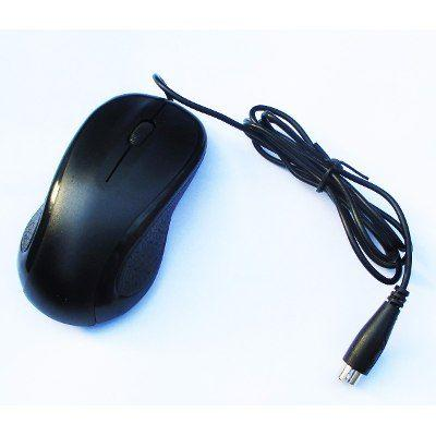 Mouse Óptico Ps2 Flux