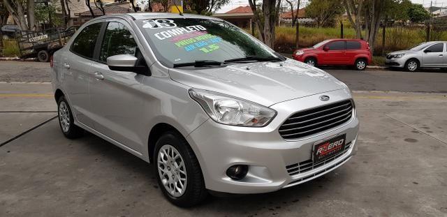 Ford Ka Sedan   Km Impecavel Novo   Flex