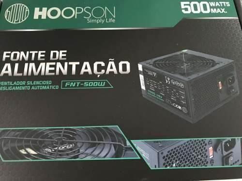 Fonte hoopson 500 w