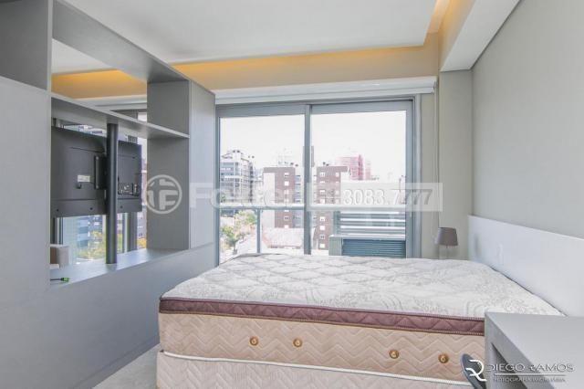 Apartamento à venda com 1 dormitórios em Auxiliadora, Porto alegre cod:164024 - Foto 8