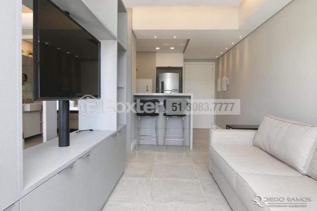 Apartamento à venda com 1 dormitórios em Auxiliadora, Porto alegre cod:164024 - Foto 3
