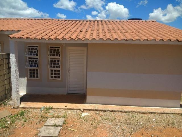 Casa em Aguas Lindas de Goiás, 2 Quartos, R$ 2.000,00 - pego ágio