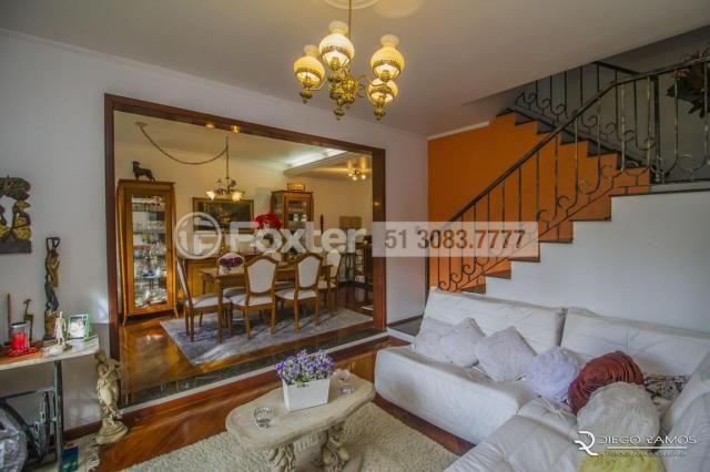 Casa à venda com 4 dormitórios em Tristeza, Porto alegre cod:170592 - Foto 4