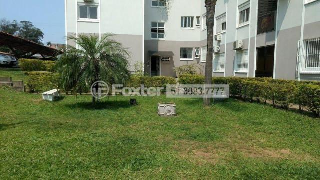 Apartamento à venda com 2 dormitórios em Jardim algarve, Alvorada cod:170030 - Foto 2