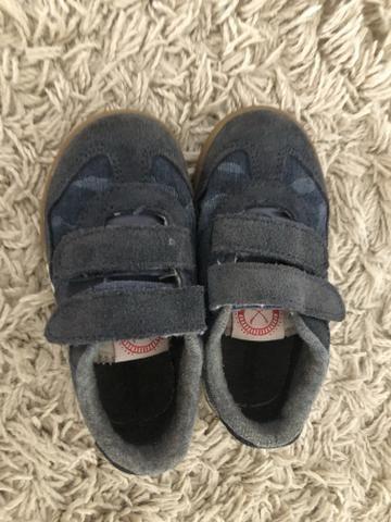f5ec9aa93 Barra Barra BARATO ZARA infantil da Sapato Sapato Sapato infantis Artigos  Tam 22 qZ46Rqw0