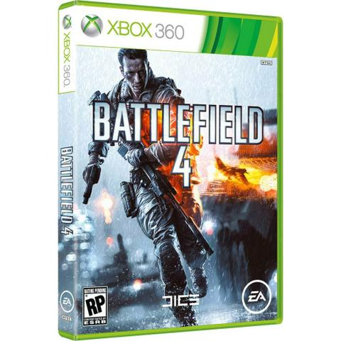 Battlefield 4 xbox 360 novo