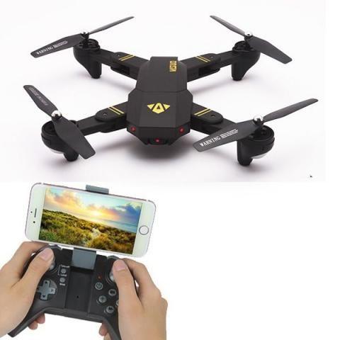 Drone Visuo Pronta Entrega Selfie Câmera 2.0 Novo Lacrado Aceito Cartão