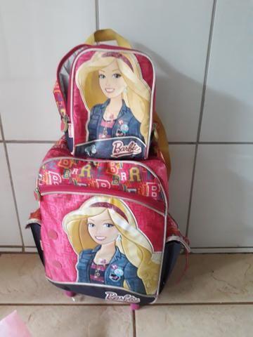 Vendo mochila e lancheira