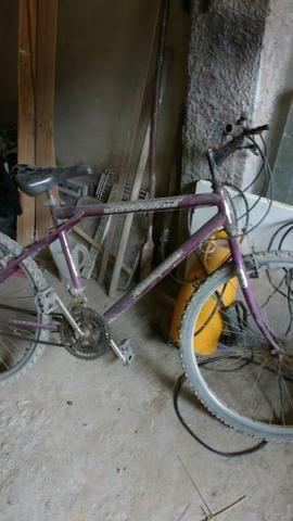 Vendo bicicleta simples