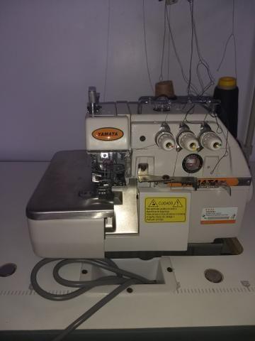 Máquina Overloque Industrial YAMATA Nova