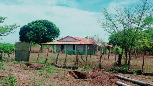 Casa na BR 343 a 10km de Campo Maior