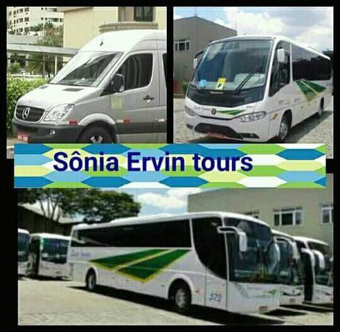 Locação de Ônibus, Micro-ÔNIBUS, Vans e Sedans