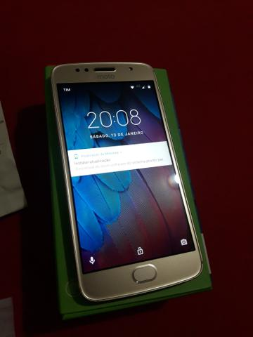 Moto G5 plus biometria
