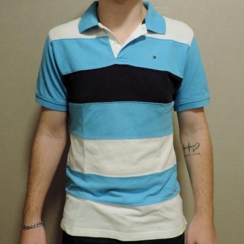 Camisa Pólo Tommy Hilfiger Original P