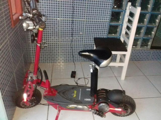 Scooter eletrica 1000 w