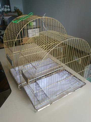 Gaiola dupla (Hamster, chinchila, etc)