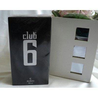 Perfume Eudora Club 6