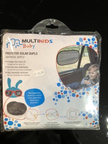 Protetor solar para carro