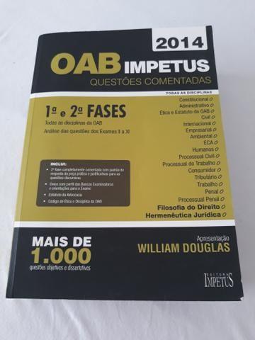 Livro OAB IMPETUS 2014