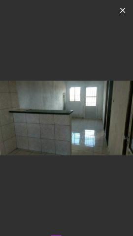 Apartamento 1/4 sala cozinha e banheiro