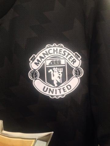 Camisa Manchester united Adidas Away17/18