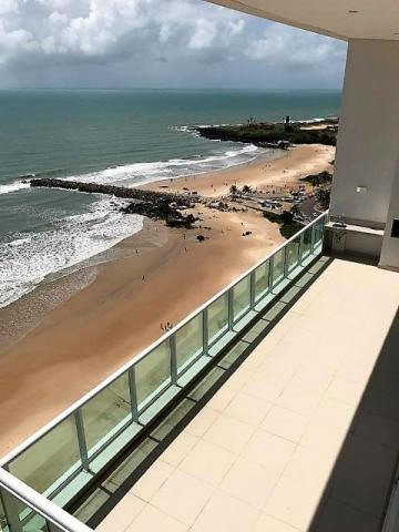 Cobertura Beira Mar - 4 suítes em Areia Preta - Alto Padrão 406 m² - Infinity