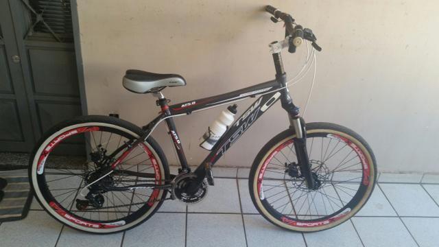 Bicicleta TSW AT5 .