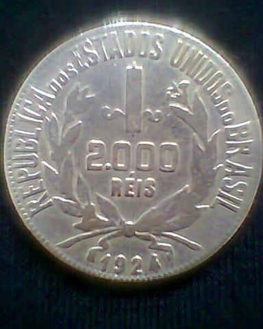 Moeda 2000 réis (1924 )