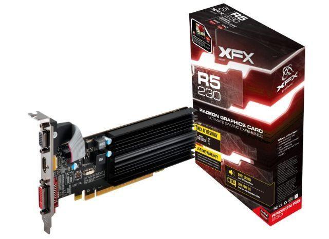Placa de Video ATI Radeon R5 230