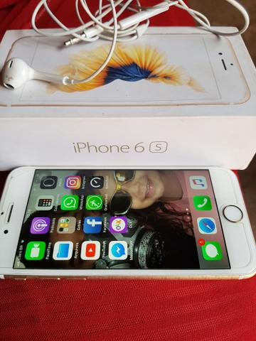 IPhone 6s 16gb Gold Completo