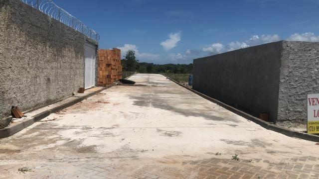 Lotes em condomínio fechado Arembepe - Foto 3