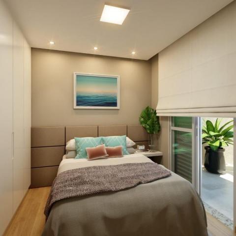 Apartamento à venda, 42 m² por R$ 248.000,00 - Vila Valparaíso - Santo André/SP - Foto 7