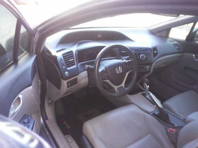 Honda Civic em ótimo estado - Foto 4