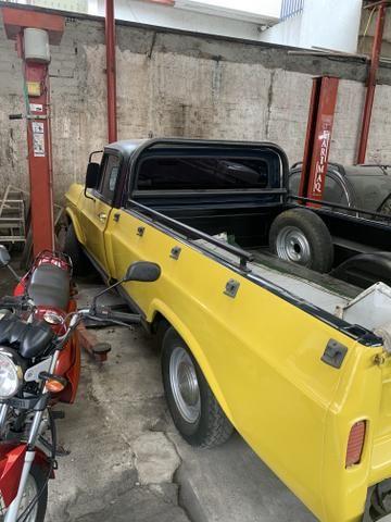 Camionete GM C15 caçamba estendida - Foto 12