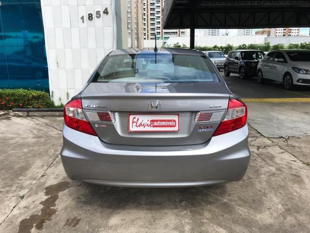 Honda Civic LXR 2.0 Automatico 2014 Completo Unico Dono - Foto 7