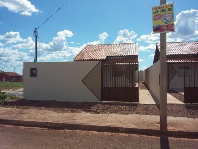 Casas no Bairro Novo mundo 130 mil entrega em 45 dias - Foto 5