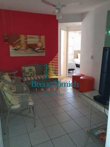 Apartamento com 2 dormitórios à venda, 48 m² por R$ 220.000,00 - Taperapuã - Porto Seguro/ - Foto 8