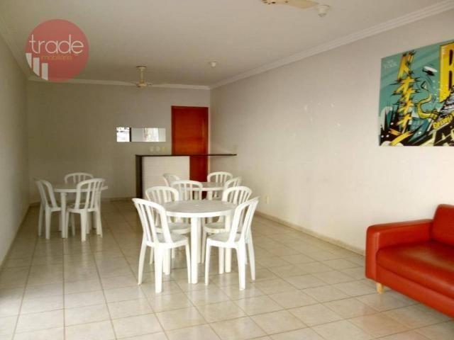 Apartamento com 1 dormitório para alugar, 37 m² por r$ 1.100/mês - nova aliança - ribeirão - Foto 10