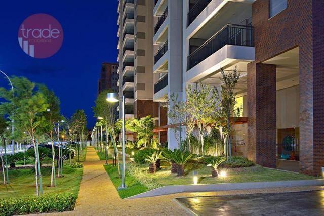 Apartamento com 3 dormitórios para alugar, 140 m² por r$ 3.200/mês - jardim saint gerard - - Foto 3