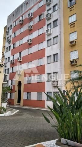 Apartamento à venda com 2 dormitórios em São sebastião, Porto alegre cod:8372 - Foto 2