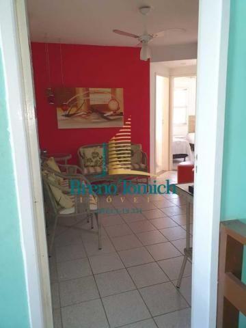 Apartamento com 2 dormitórios à venda, 48 m² por R$ 220.000,00 - Taperapuã - Porto Seguro/ - Foto 10