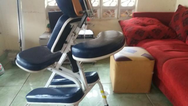 Cadeira para massagem