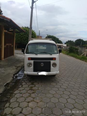 Kombi furgão 1.4 GNV flex 2012