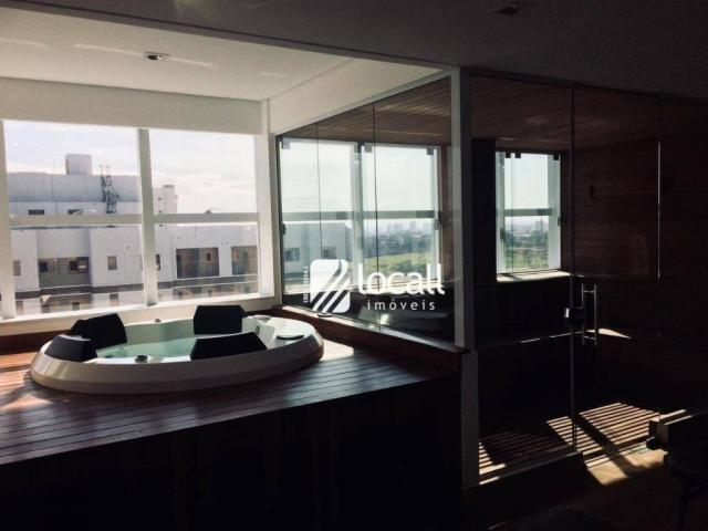 Apartamento para alugar por R$ 1.600/mês - Jardim Panorama - São José do Rio Preto/SP - Foto 10